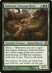 Anthousa, Setessan Hero, Magic: The Gathering, Theros