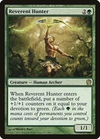 Reverent Hunter, Magic, Theros