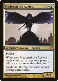 Medomai the Ageless, Magic: The Gathering, Theros