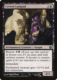 Cavern Lampad, Magic: The Gathering, Theros