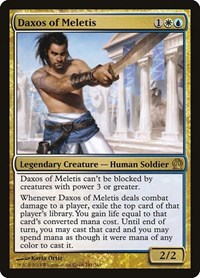 Daxos of Meletis, Magic: The Gathering, Theros