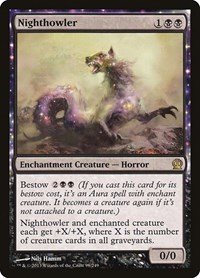 Nighthowler, Magic: The Gathering, Theros