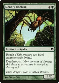 Deadly Recluse, Magic: The Gathering, Duel Decks: Heroes vs. Monsters