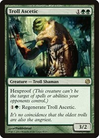 Troll Ascetic, Magic: The Gathering, Duel Decks: Heroes vs. Monsters