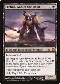 Erebos, God of the Dead, Magic: The Gathering, Theros