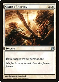 Glare of Heresy, Magic: The Gathering, Theros