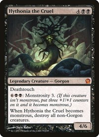 Hythonia the Cruel, Magic: The Gathering, Theros