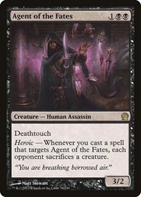 Agent of the Fates, Magic: The Gathering, Theros