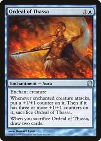 Ordeal of Thassa, Magic, Theros