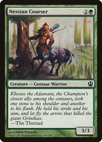 Nessian Courser, Magic, Theros