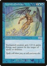 Zephid's Embrace, Magic: The Gathering, Urza's Saga