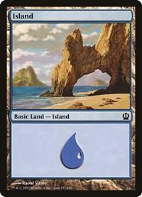 Island (237), Magic: The Gathering, Theros