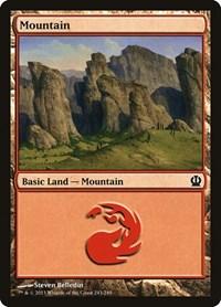 Mountain (243), Magic: The Gathering, Theros