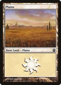 Plains (230), Magic: The Gathering, Theros