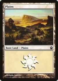 Plains (232), Magic: The Gathering, Theros