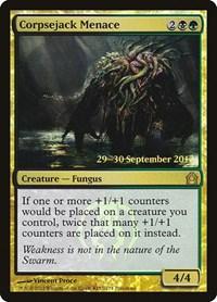 Corpsejack Menace, Magic: The Gathering, Prerelease Cards