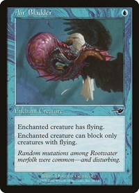 Air Bladder, Magic: The Gathering, Nemesis