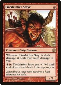 Firedrinker Satyr, Magic, Theros