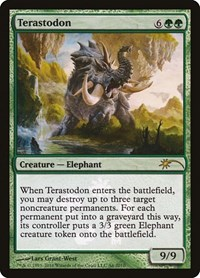 Terastodon, Magic, Media Promos