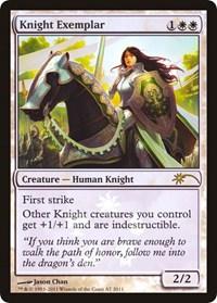 Knight Exemplar (Foil)