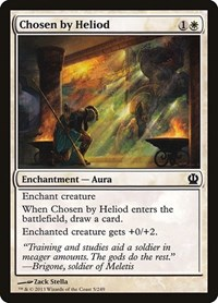 Chosen by Heliod, Magic: The Gathering, Theros