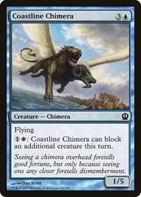 Coastline Chimera, Magic: The Gathering, Theros