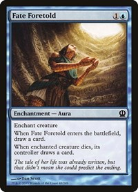 Fate Foretold, Magic: The Gathering, Theros