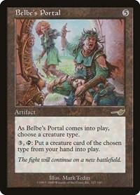 Belbe's Portal, Magic: The Gathering, Nemesis