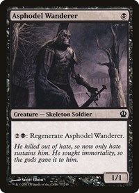 Asphodel Wanderer, Magic, Theros