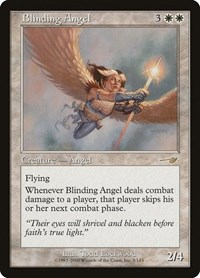Blinding Angel, Magic: The Gathering, Nemesis