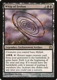 Whip of Erebos, Magic, Theros