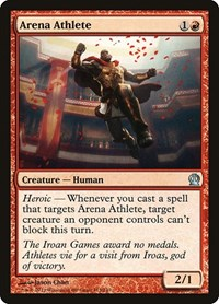 Arena Athlete, Magic: The Gathering, Theros