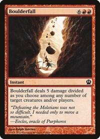 Boulderfall, Magic: The Gathering, Theros
