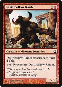 Deathbellow Raider, Magic: The Gathering, Theros