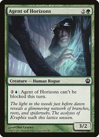 Agent of Horizons, Magic: The Gathering, Theros
