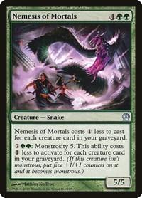 Nemesis of Mortals, Magic: The Gathering, Theros