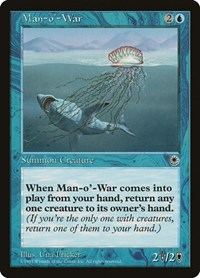 Man-o'-War, Magic: The Gathering, Portal