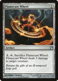 Flamecast Wheel, Magic: The Gathering, Theros