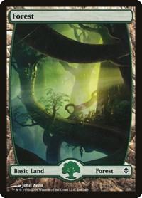 232 MTG magic cards 1x x1 NM-Mint English Plains - Full Art Zendikar