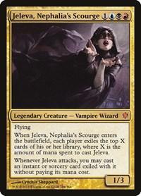 Jeleva, Nephalia's Scourge, Magic, Commander 2013