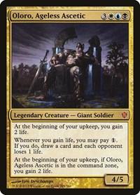 Oloro, Ageless Ascetic, Magic: The Gathering, Commander 2013