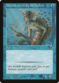 Merfolk of the Pearl Trident, Magic: The Gathering, Portal