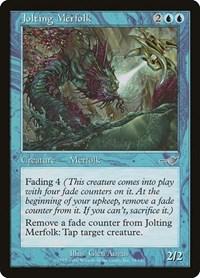 Jolting Merfolk, Magic: The Gathering, Nemesis