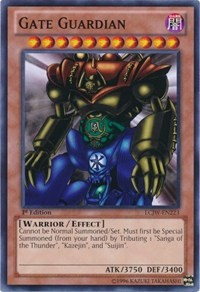 Gate Guardian, YuGiOh, Legendary Collection 4: Joey's World