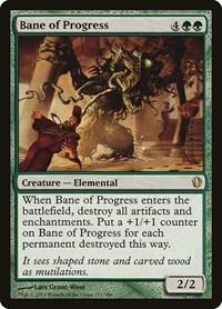 Bane of Progress, Magic, Commander 2013