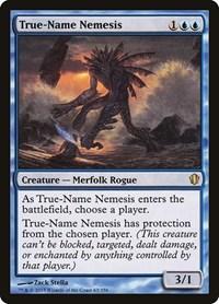 True-Name Nemesis, Magic, Commander 2013