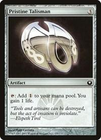 Pristine Talisman, Magic: The Gathering, Unique and Miscellaneous Promos