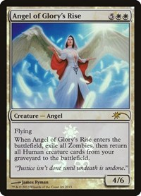 Angel of Glory's Rise, Magic: The Gathering, Media Promos