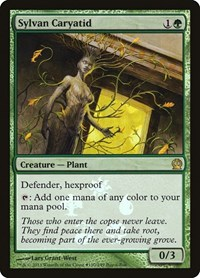 Sylvan Caryatid, Magic: The Gathering, Buy-A-Box Promos