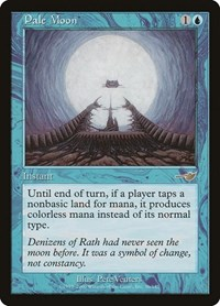Pale Moon, Magic: The Gathering, Nemesis